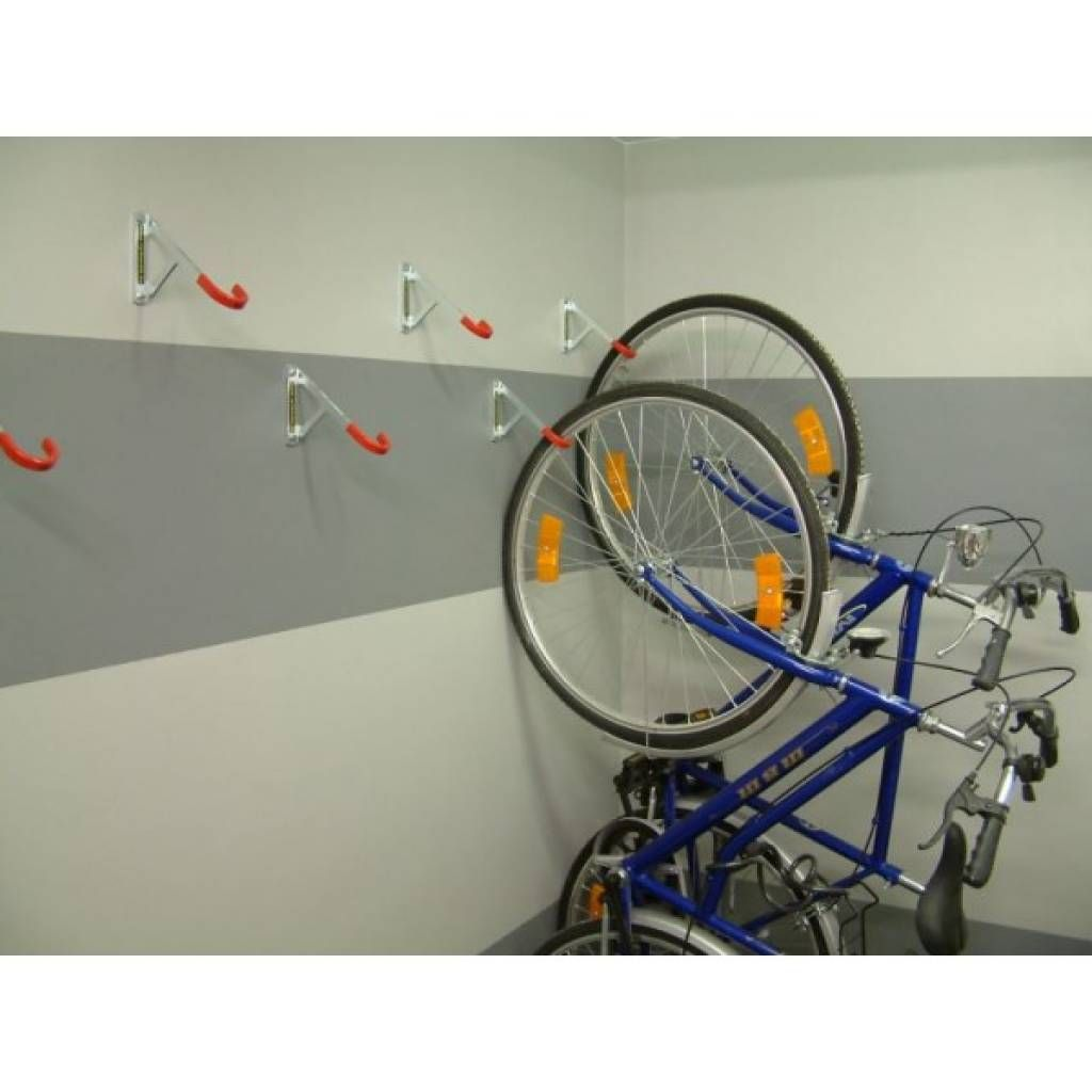 Bicycle Hook in 2019 | Bicycle storage, Bike storage ...