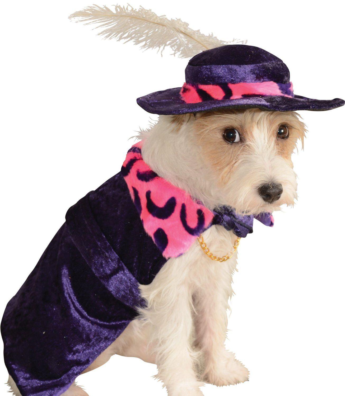 Nib Rubies Adorable Pet Dog Costume Mac 'sugar' Daddy
