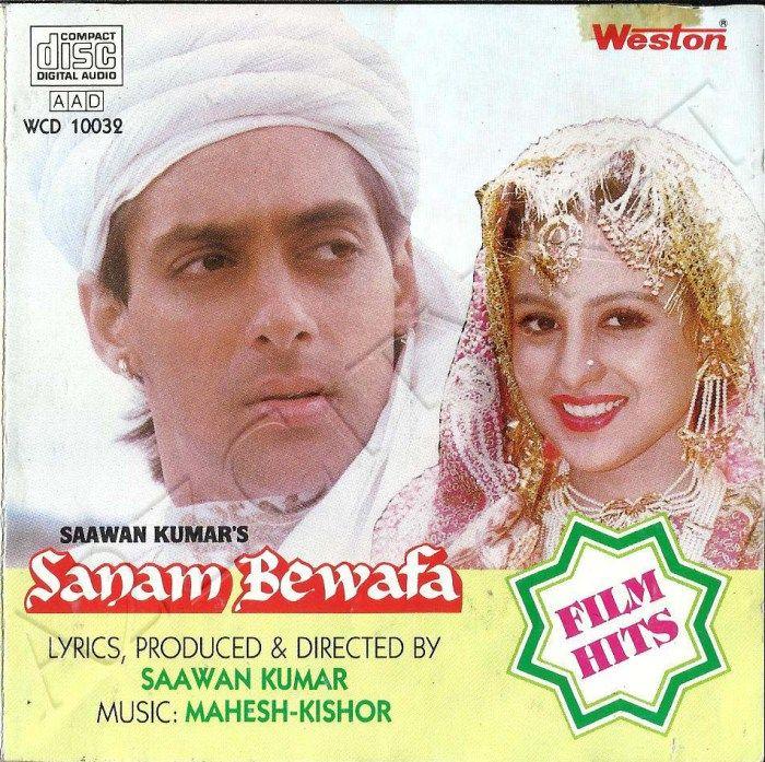 Sanam Bewafa 1991 Mp3 Vbr 320kbps Bollywood Movie Songs Bollywood Songs Movie Songs