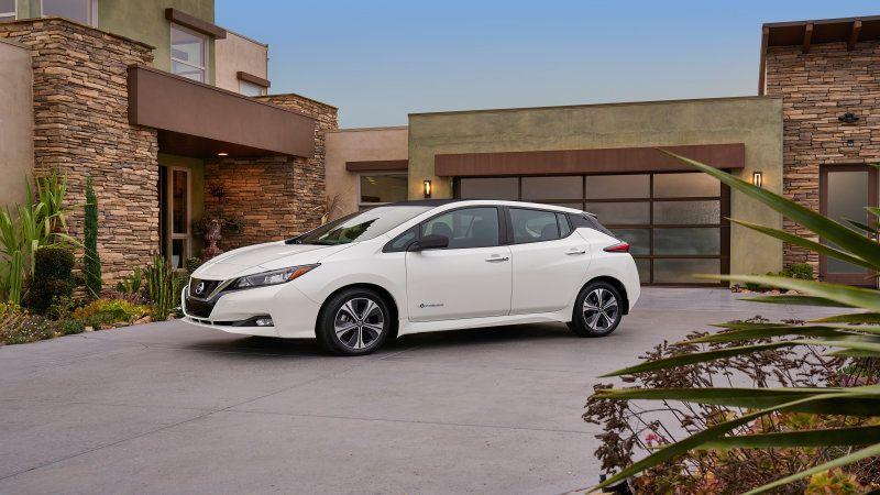 2018 Nissan Leaf Quick Spin Nissan Leaf Electric Cars New Nissan