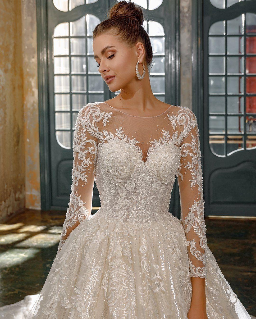 Pin auf Bridal Fashions & Couture