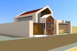 Epingle Sur Architecture Et Design By Albert Kwessi