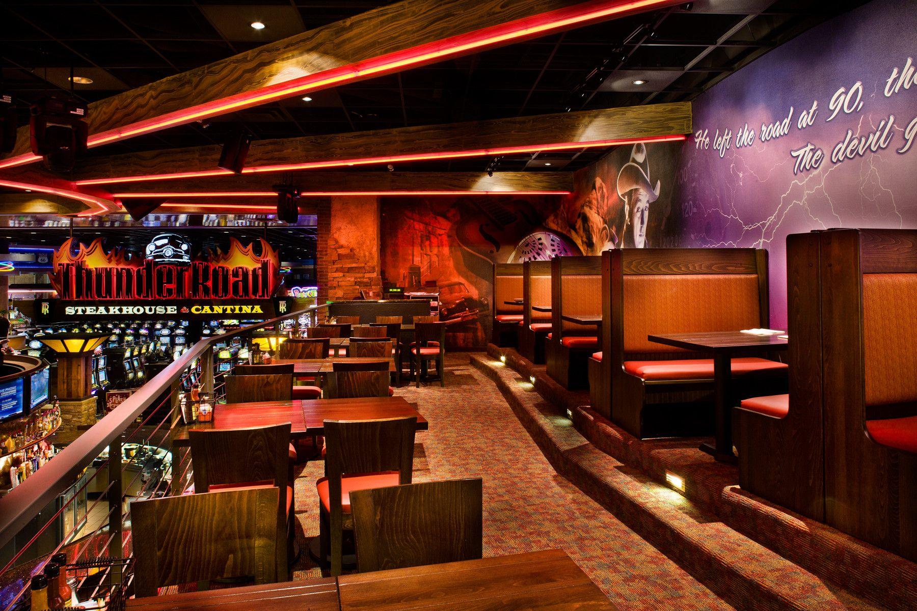 Thunder Road Steakhouse Cantina Decoracao De Restaurante Restaurante Decoracao