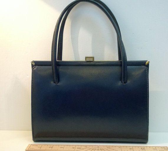 Kelly Bag Vintage Ackery Purse Handbag From By Thelittleirish 25 00