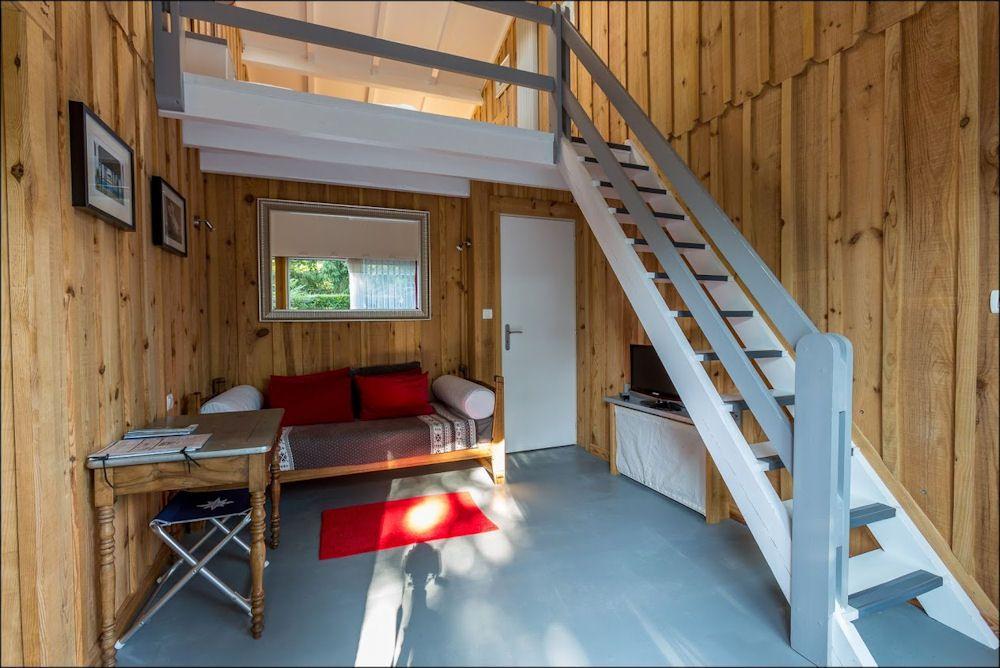 La cabane du p cheur chambres d 39 h tes andernos les bains - Chambre d hote bassin d arcachon ...