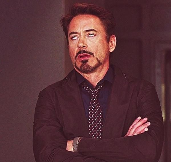 Funny Rolling Eyes Meme : Robert downey jr eye roll and meme