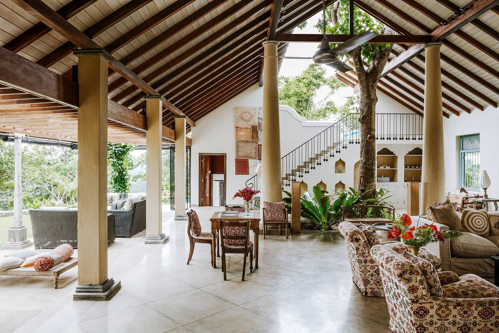 A Dreamy House To Rent For A Winter Break In Galle Sri L