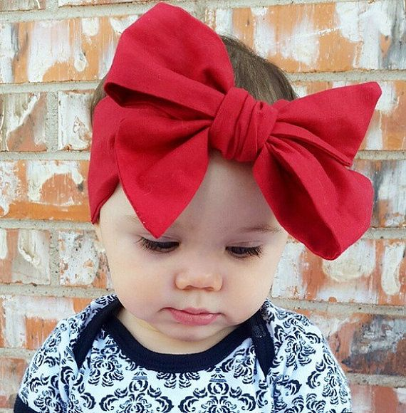 Bow Baby Headwrap Baby Tie Up Head Wrap By Therosiemarketplace
