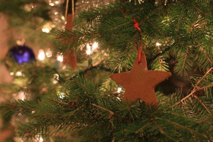 Weihnachsschmuck Basteln Mit Naturmaterialien Zuruck Zum Ursprung