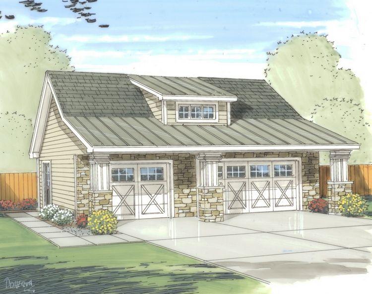 House Plan 963 00122 Craftsman Plan 0 Square Feet In 2021 Craftsman Style House Plans Bungalow Style House Plans Three Car Garage Plans