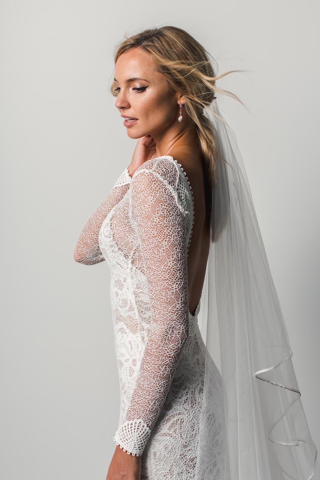 Kinga veil veil lace wedding dresses and lace weddings