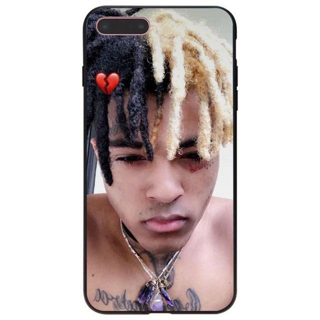 lowest price 4479b 06bfa Heartbroken Selfie XXXTentacion Iphone Case | Mia Ideas in 2019 ...