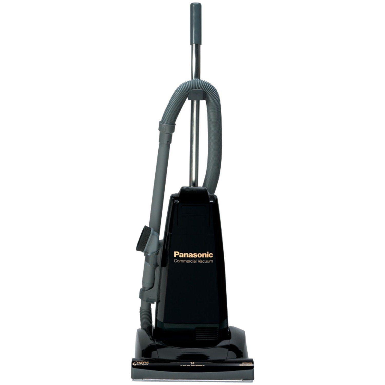 Panasonic Commercial Upright Vacuum Cleaner With Tools On Board Commercial Vacuum Vacuums Upright Vacuum Cleaner