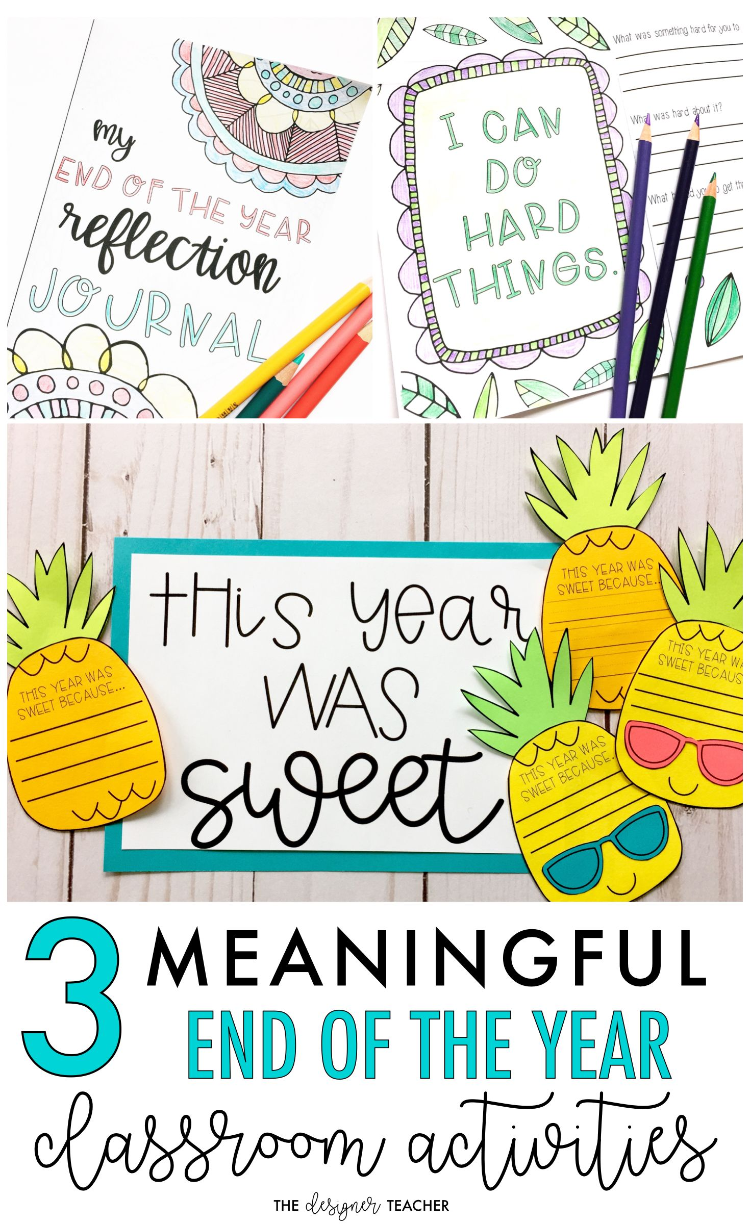 3 Meaningful End Of The Year Classroom Activities