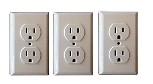 Luxury Electrical Outlet Covers with Lights