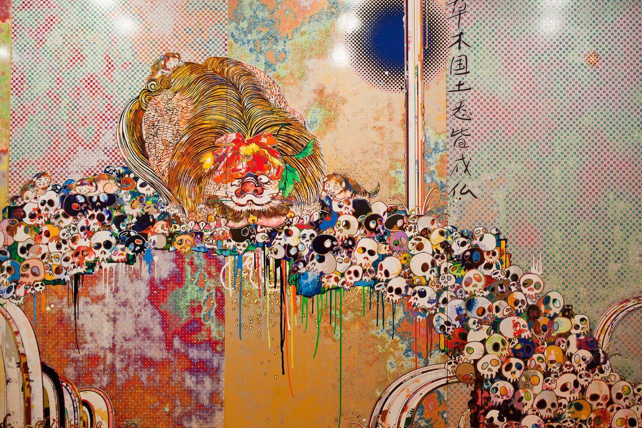 Takashi Murakami Takashi Murakami Murakami Japanese Art Modern