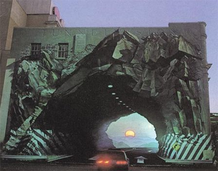 76 Unbelievable Street And Wall Art Illusions Building Art