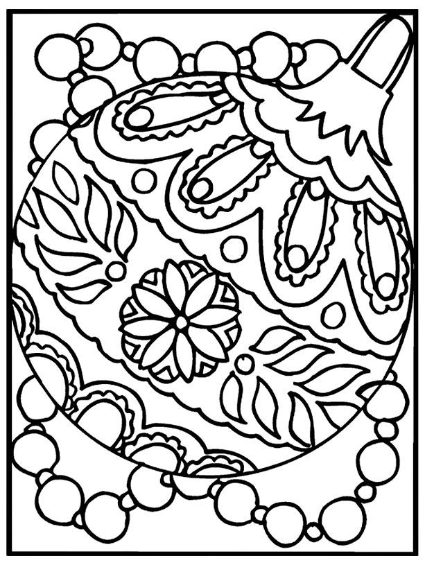 Oscar Jacobs Oscarjacobse3a Christmas Coloring Sheets Free Christmas Coloring Pages Christmas Ornament Coloring Page