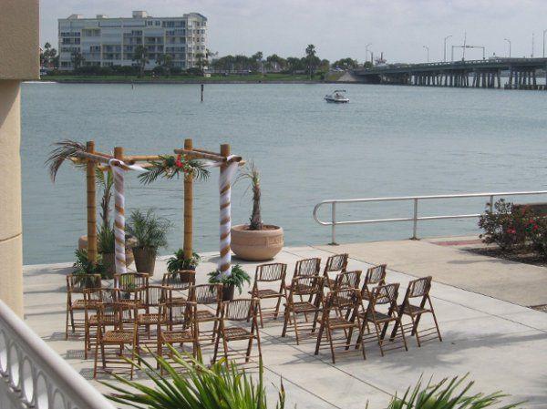 St Pete Beach Community Center Wedding Ceremony Reception Venue Florida Tampa St Petersburg Sarasota Florida Wedding Venues Beach Communities Venues