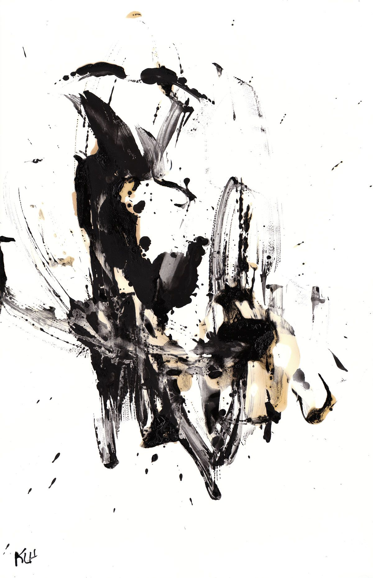 minimalist black and white modern art - Google Search ...
