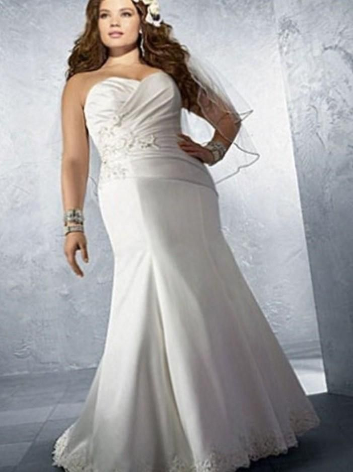 76dfc6e54c017bf Картинки просто свадебных платья без девушек - Модадром