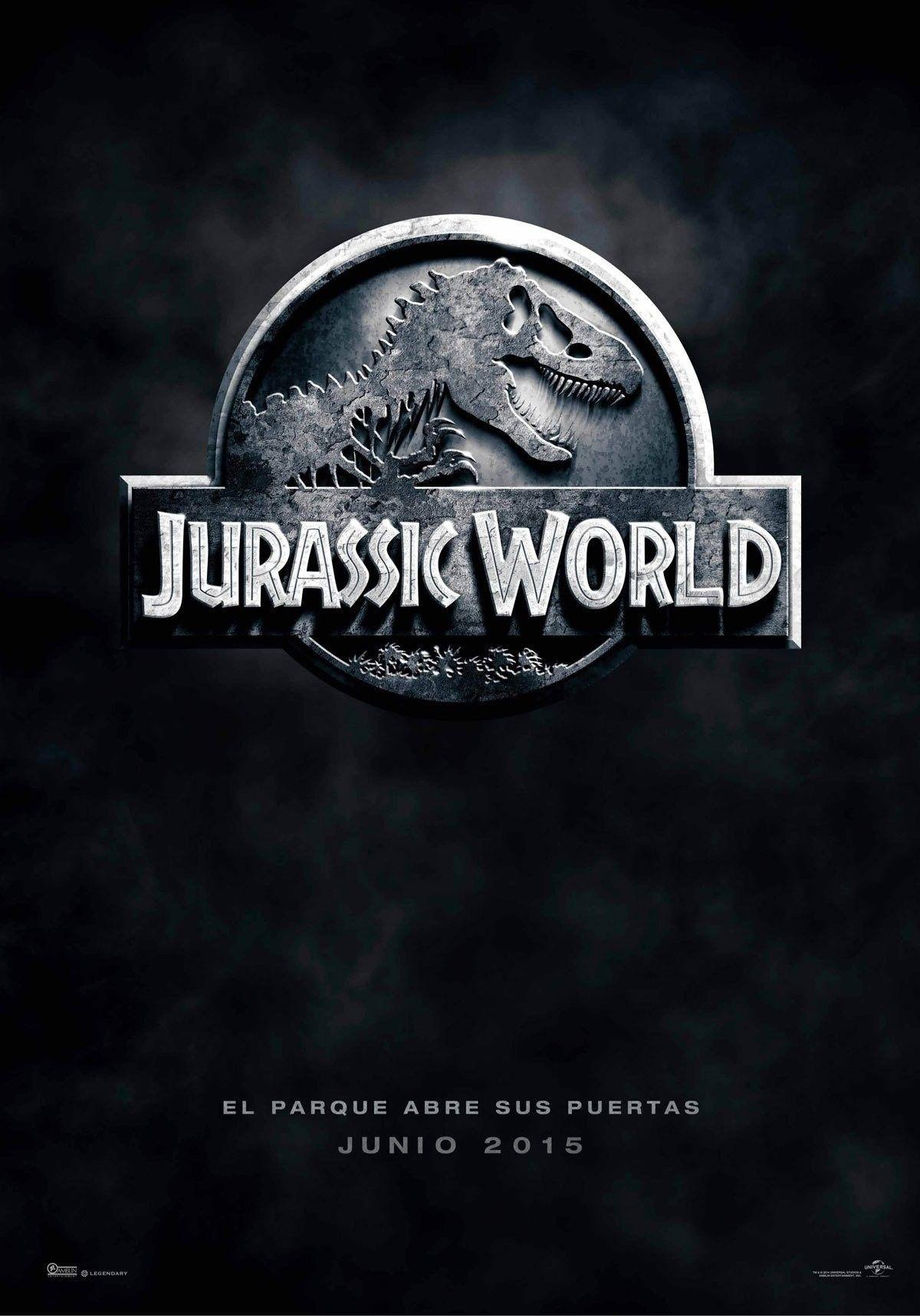 Ver Jurassic World Online Gratis 2015 Hd Pelicula Completa Espanol Jurassic World Movie Jurassic World Movie Poster New Jurassic World