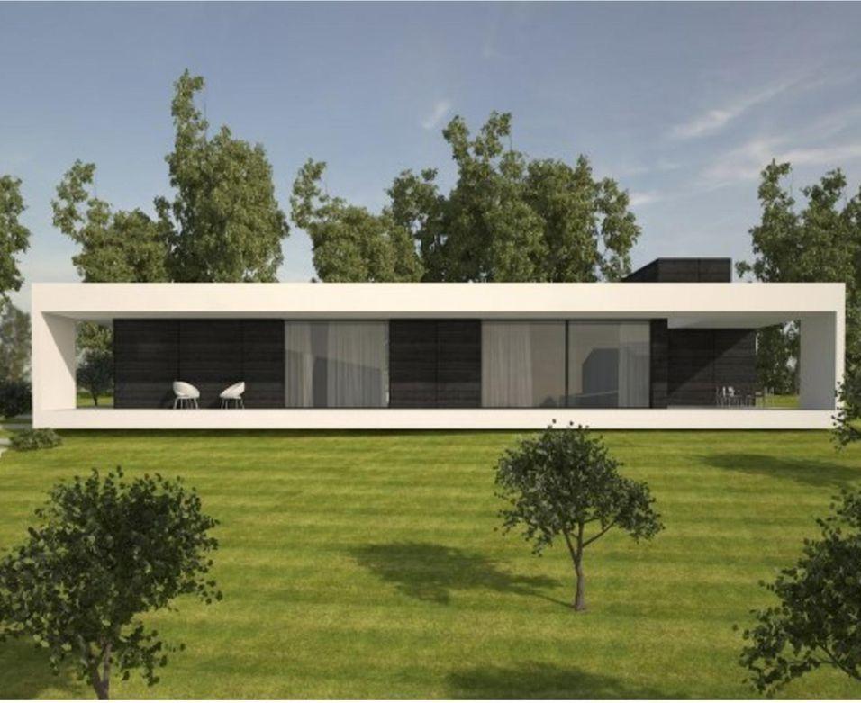 Pin de barbara roble en buena fachada house house for Color de pintura al aire libre casa moderna