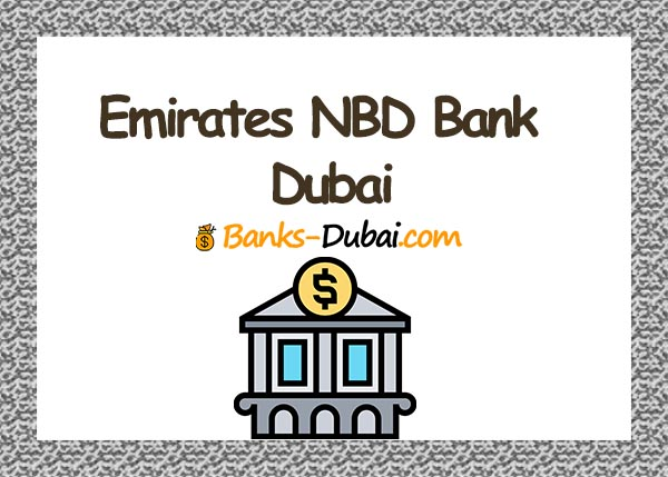 The National Bank Of Dubai Emirates Nbd Was Formed In Early 2007 After The Merger Of Banking Institutions Such As The Nation In 2020 Dubai Banking Services Emirates