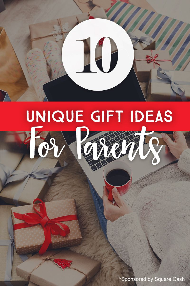gifts for your parents who have everything