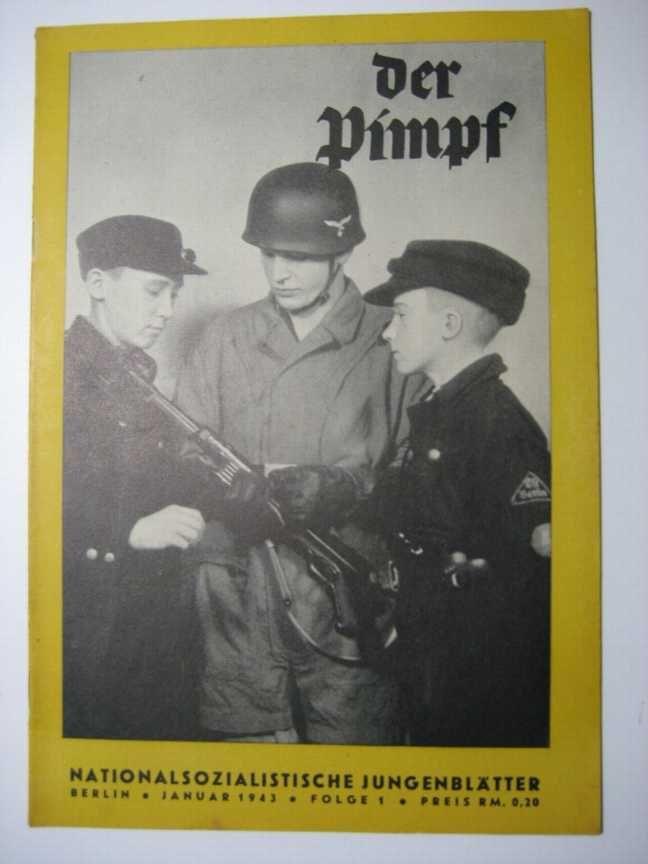 """THE LAST BLUE DRESS: """"Gestapo! Open the door!"""""""