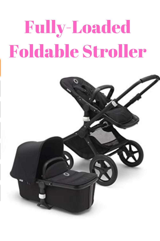 Bugaboo Fox Complete FullSize Stroller in 2020 Stroller