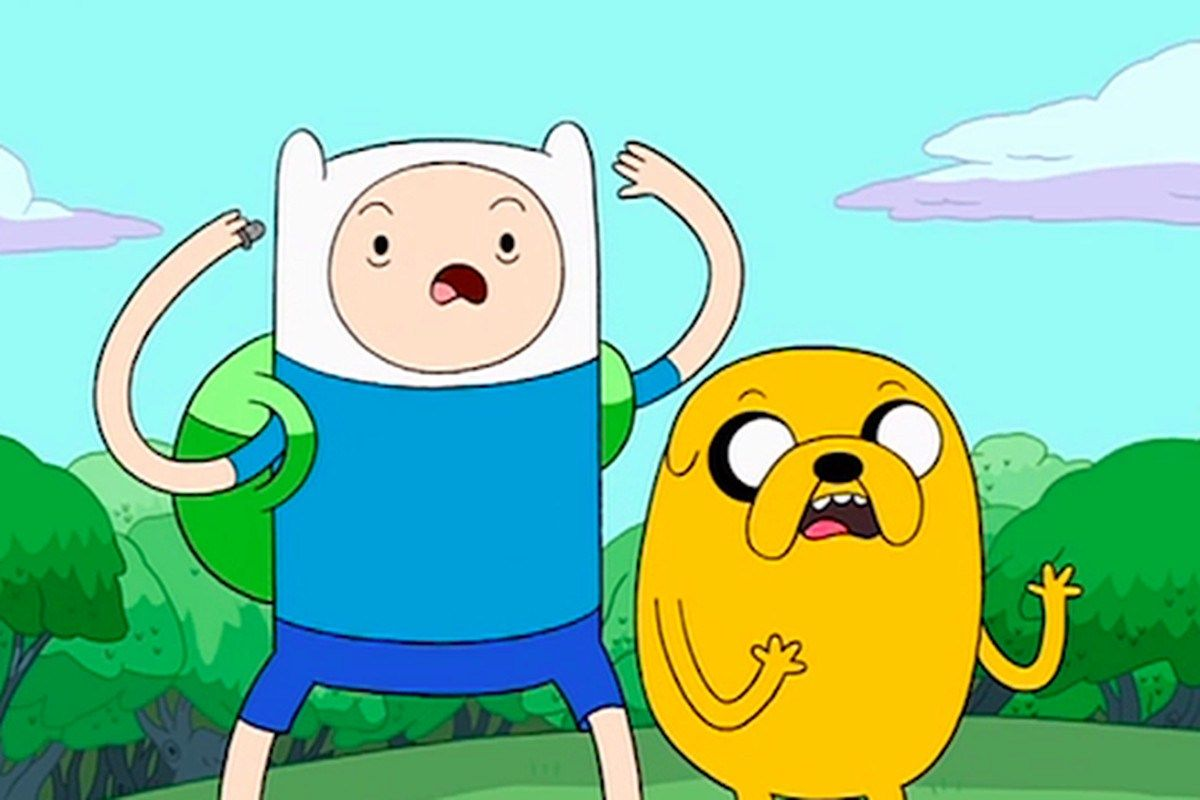 Top 10 Animated Tv Shows Premiered From 2000 2010 Adventure Time