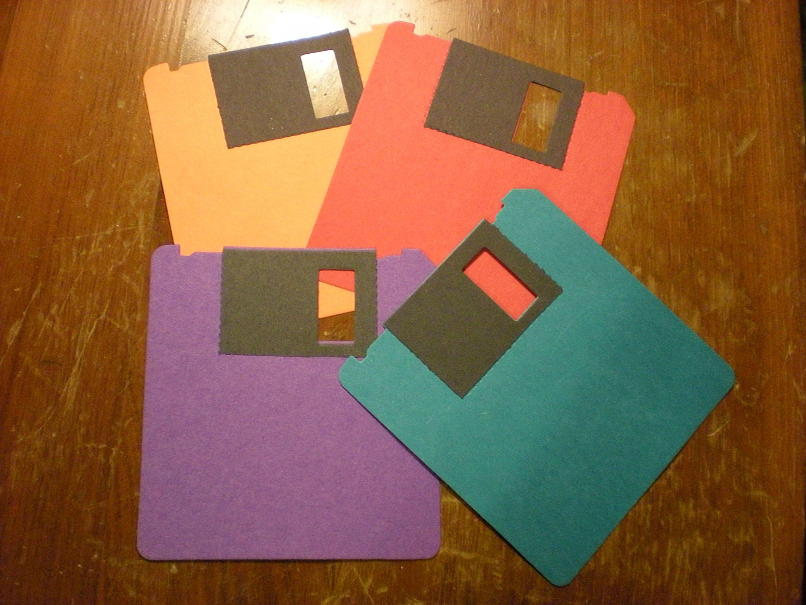Floppy disc door decs & 123 best RA Door Decs images on Pinterest | Door decks Ra door ... Pezcame.Com