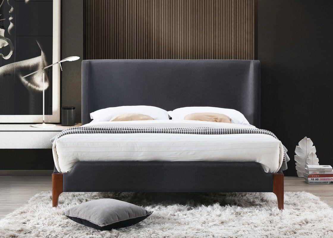 Mokane Queen Upholstered Platform Bed Upholstered Platform Bed