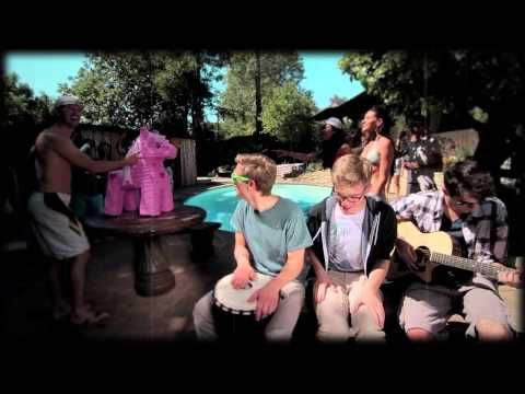 """I WILL WAIT / 'TIL KINGDOM COME"" - PARADISE FEARS (MUMFORD AND SONS / COLDPLAY MASH-UP COVER)"