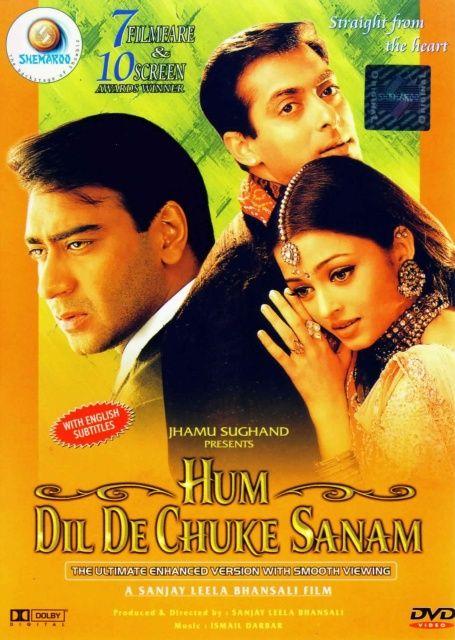 Hum Dil De Chuke Sanam 1999 Bollywood Movie Songs Best Bollywood Movies Hd Movies Download