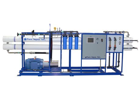 Swi Series Industrial Desalination Systems Pure Aqua Usa Reverse Osmosis Water Life System