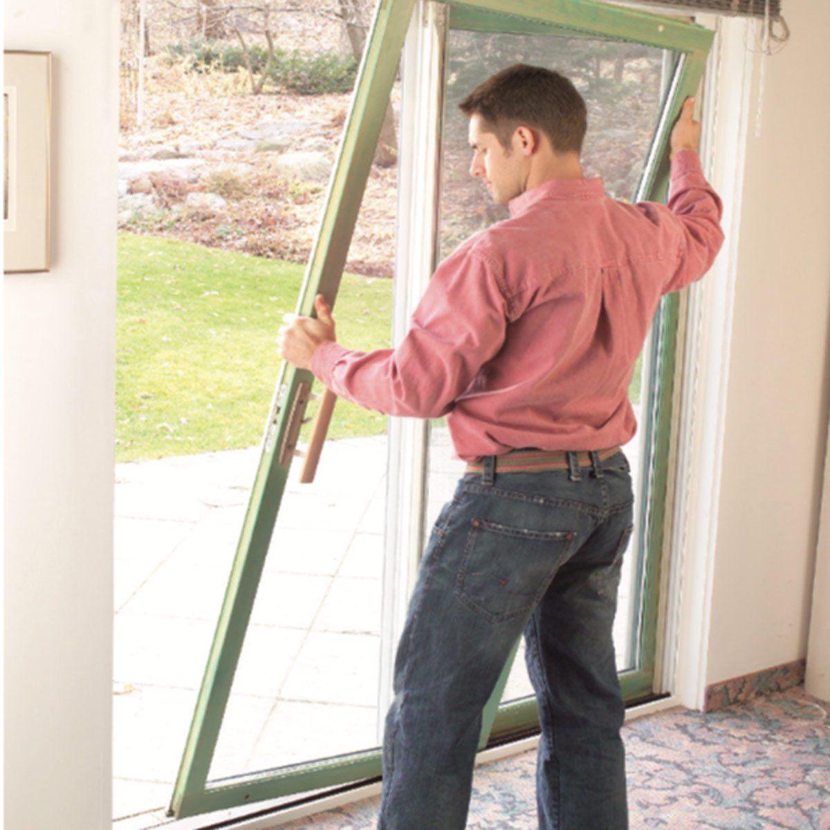 How To Repair A Sliding Door Sliding Glass Door Repair