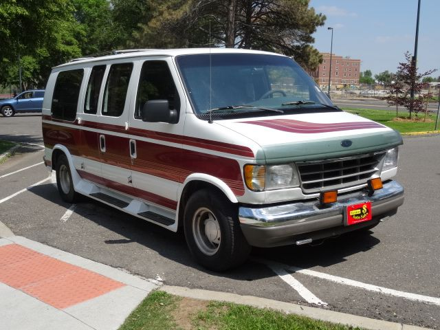 Wednesday Special 7 1992 Ford Econoline Van Like A Bachelor Pad