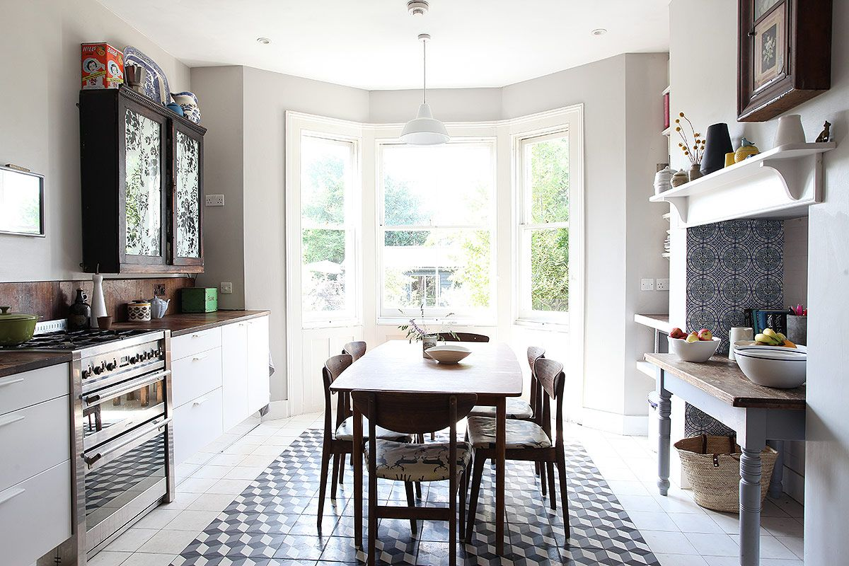 Large Victorian house in East Dulwich Knock through living room with ...