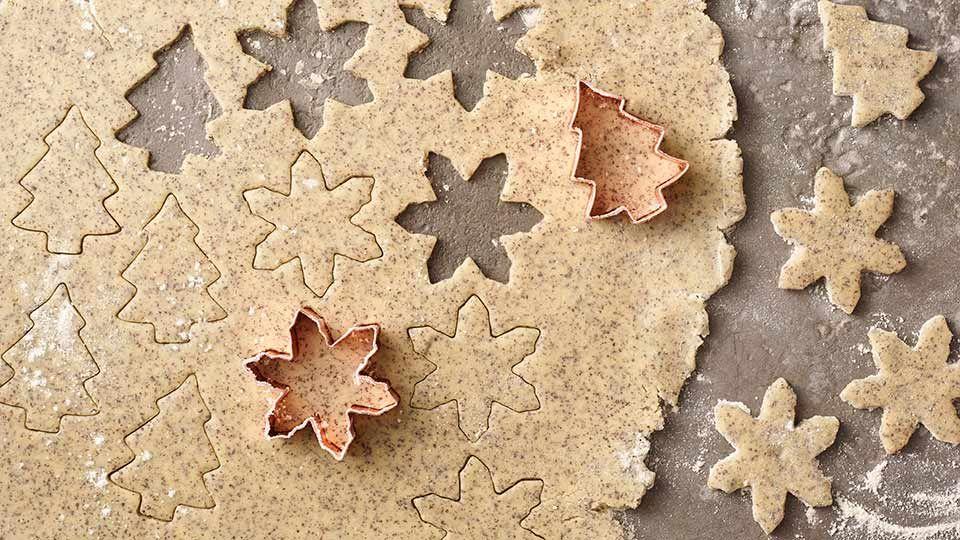 Ciasteczka Z Makiem I Migdałami Kuchnia Lidla Recipes To
