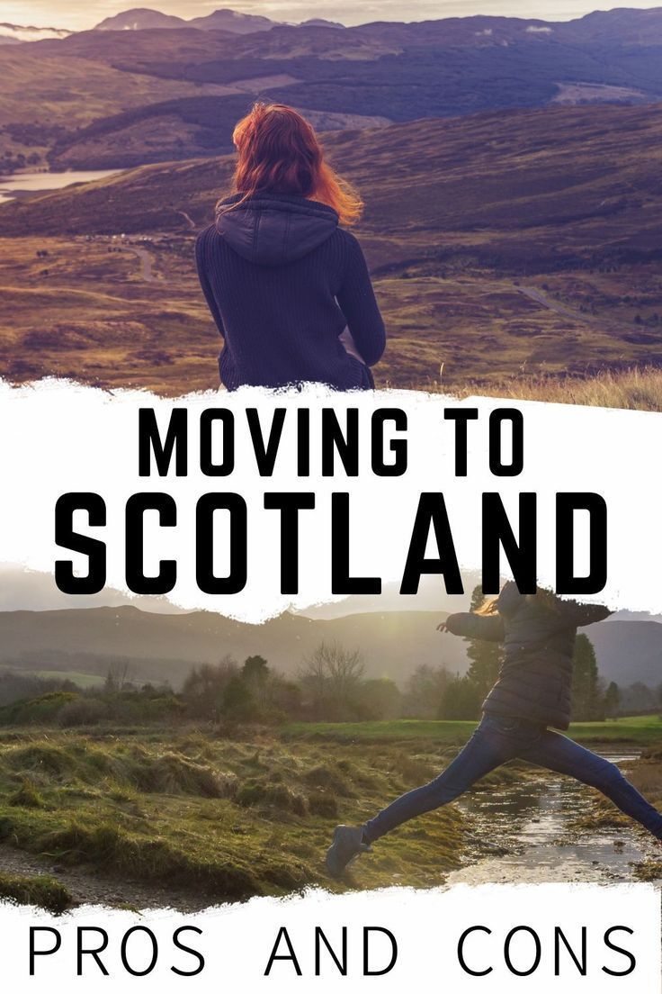 Pros and Cons of living in Scotland  #scotland #schottland #escocia #Écosse