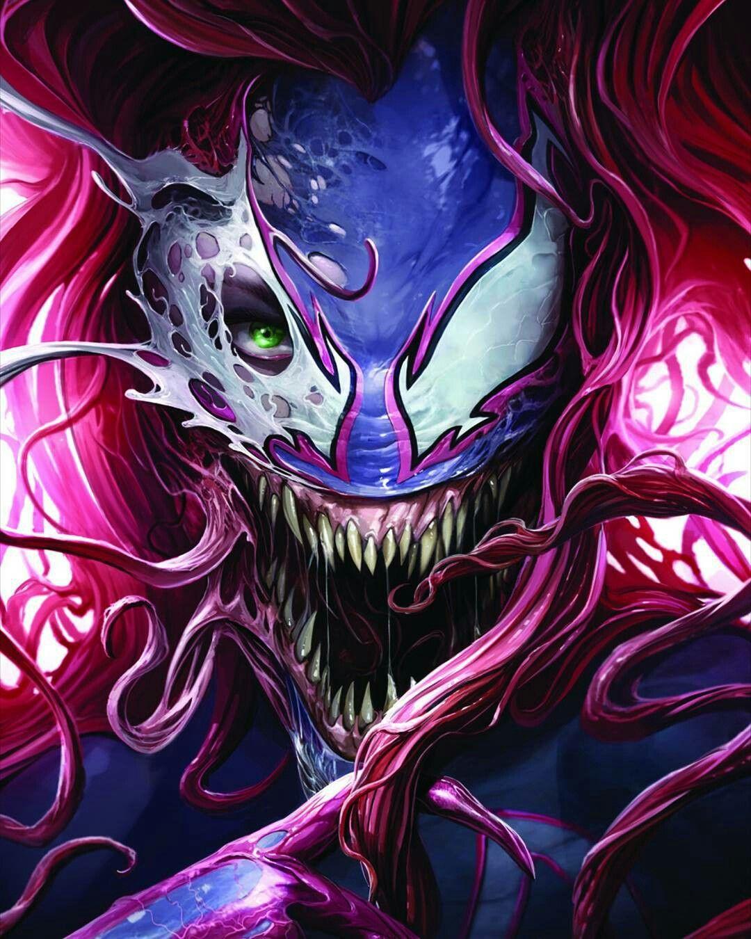 Pin by Jak on Venom   Venom comics, Marvel villains