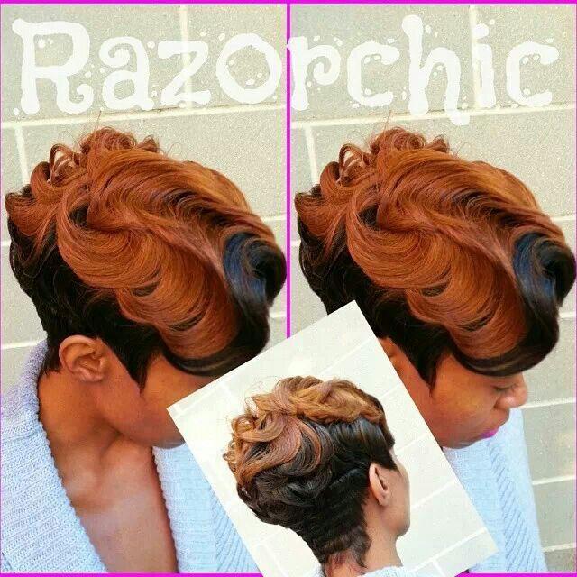 Dry waves #razorchic   New hair   Pinterest   Hair style, Short hair ...