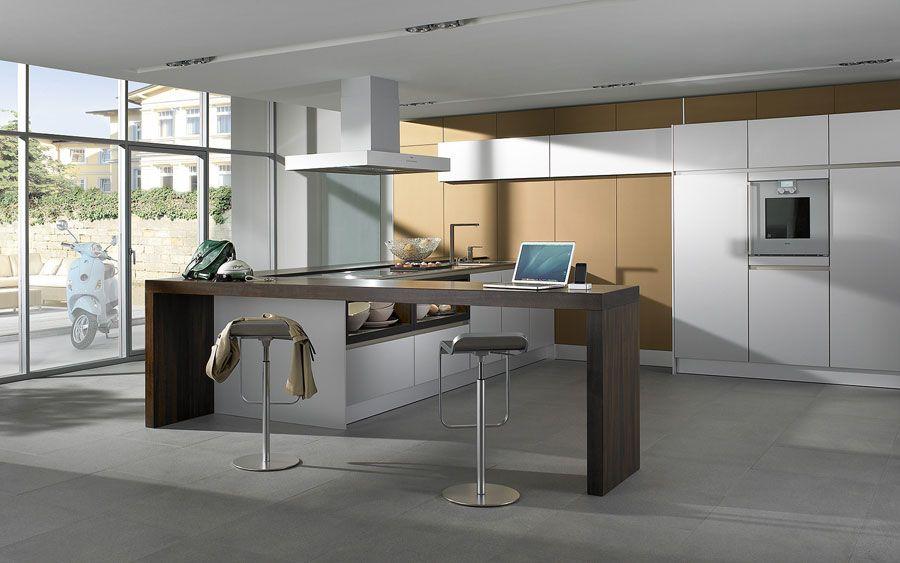 Premium Class Küchen aus Deutschland Hersteller SieMatic