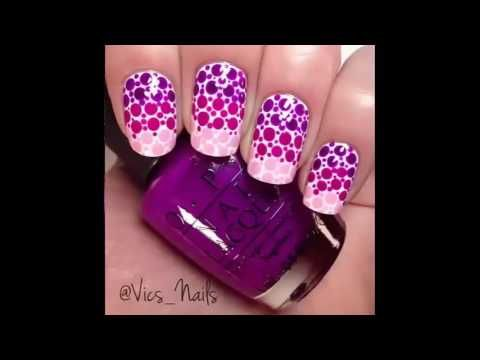 diy nail art projects tutorial with easy nail art designs