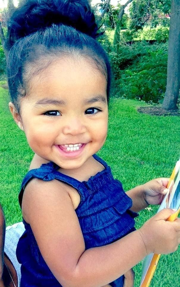 Cool 1000 Images About Cute Biracial Kids On Pinterest Mixed Race Short Hairstyles For Black Women Fulllsitofus