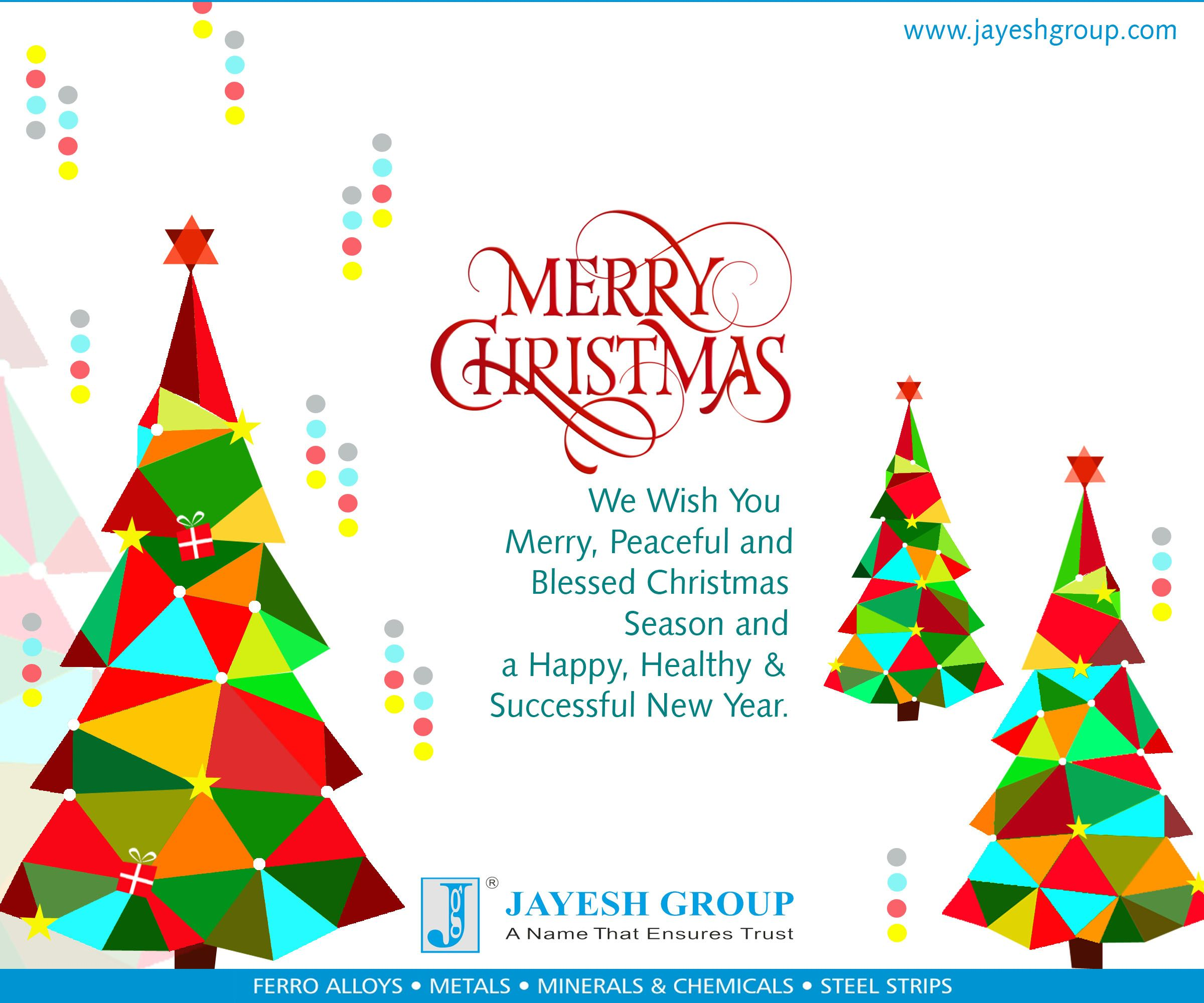 Merry Christmas We wish you Merry, Peaceful and Blessed Christmas ...