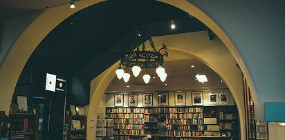 <b>Lose yourself in a world of books.</b>
