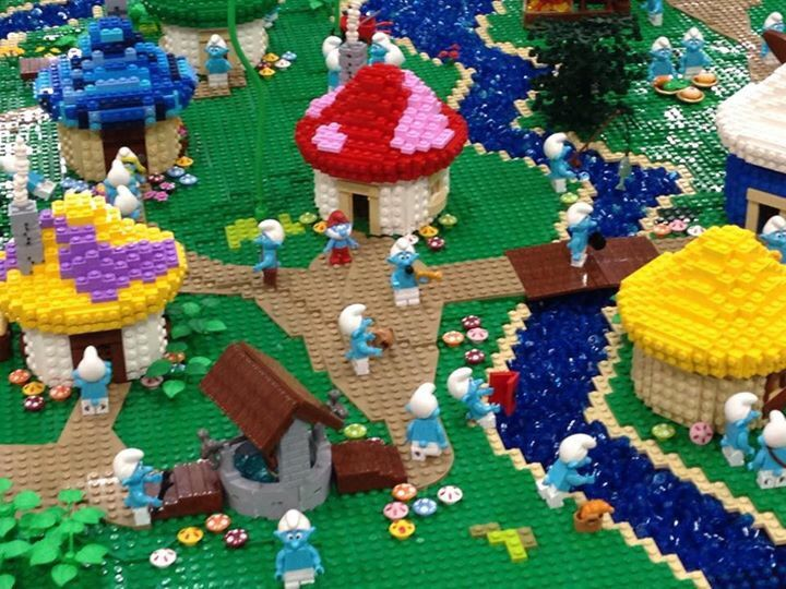 Pin by steven on le gao Lego projects, Lego, Smurfs